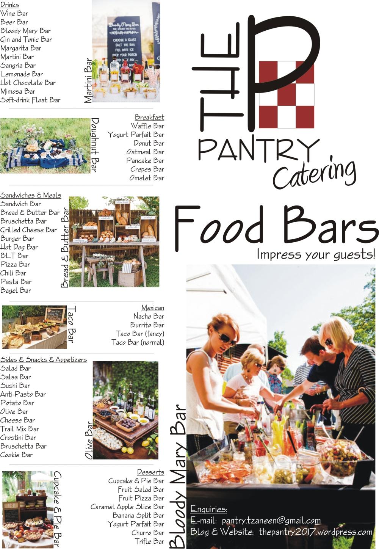 food-bar-flyer